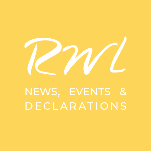 Events and Declarations